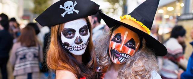 Hoe Ga Je Verkleed Met Halloween.Vijftien Last Minute Halloween Kostuums Koffietijd