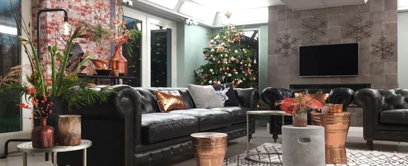 Een gloednieuw kerstdecor! - Koffietijd